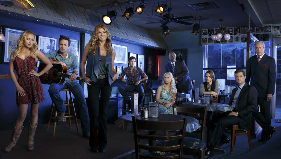 "Most Overrated TV Shows of the Year: ""Nashville"""