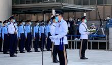 鄧炳強稱警隊為恢復香港秩序帶來曙光但不能鬆懈