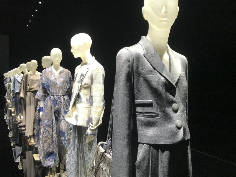 Italy Fashion S/S 2021 Giorgio Armani