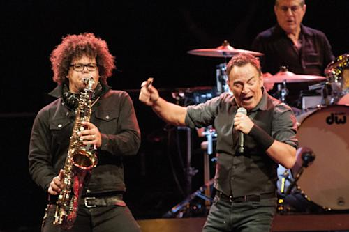 Jake Clemons on Clarence: 'He's On That Stage Every Night'