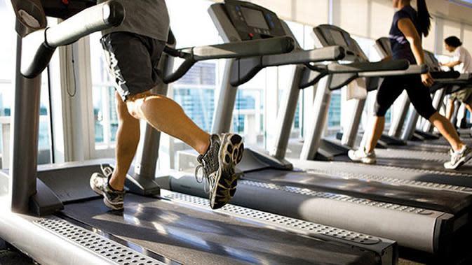 Ilustrasi. Gym