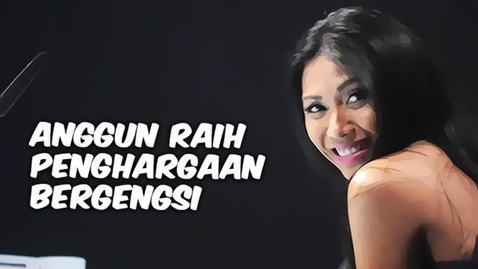 VIDEO TOP 3: Anggun Raih Penghargaan Bergengsi