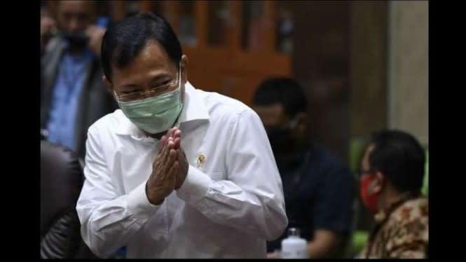 Kalung 'Anti-virus Corona' Kementan, Begini Komentar Menteri Kesehatan