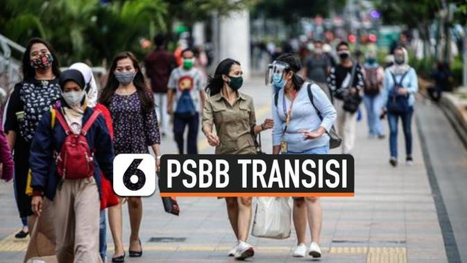 VIDEO: PSBB Transisi Jakarta Diperpanjang