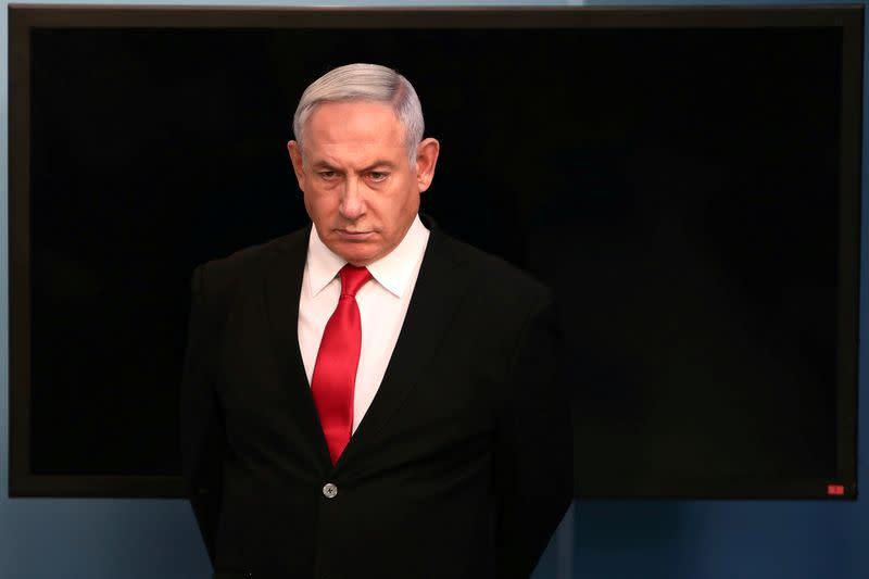 Cabinet post disputes delay Israeli government inauguration