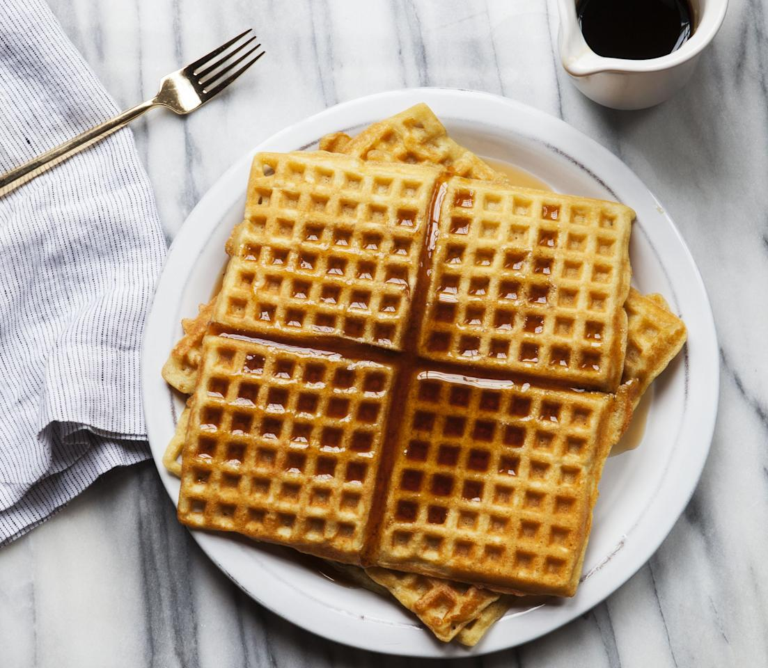 <p>Every day, we're waffling. And you're definitely going to want to make waffles every single day of the week when you see these.</p>
