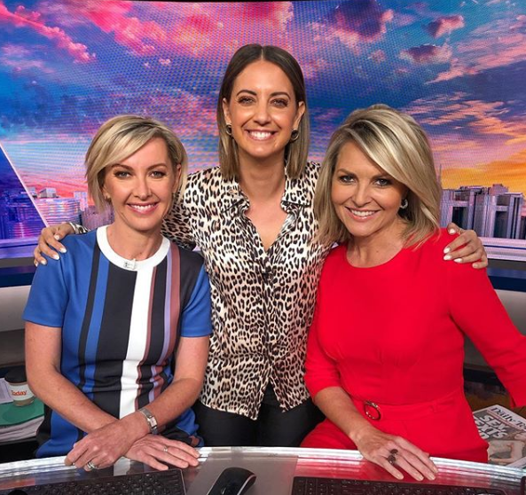 The Today show's revamped line-up has yet to resonate with many viewers, almost a year on. Photo: Instagram/georgiegardner9/