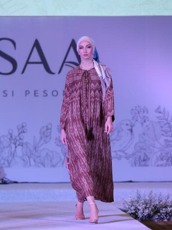 Peluncuran koleksi AISAA/dok. Daniel Kampua