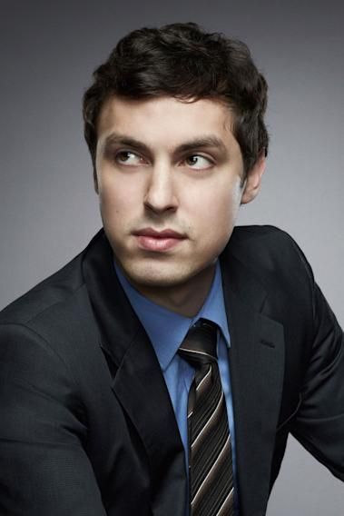 "Dr. Lance Sweets,  ""Bones"" (Fox)"