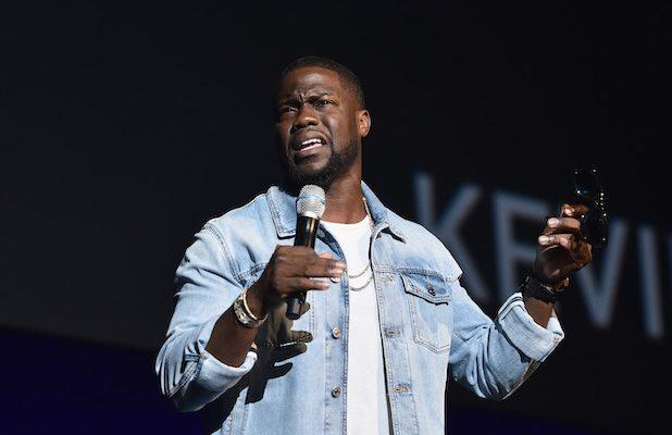Kevin Hart to Star in 'Fatherhood' Memoir Adaptation at Sony