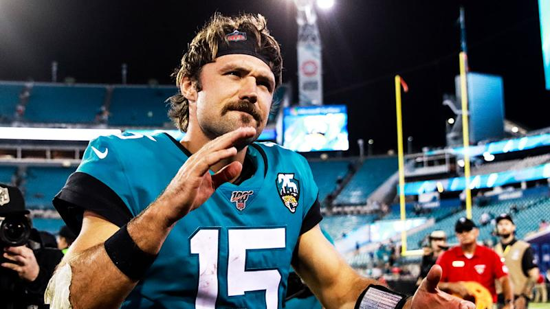NFL fans have already fallen in love with Jaguars quarterback Gardner Minshew.