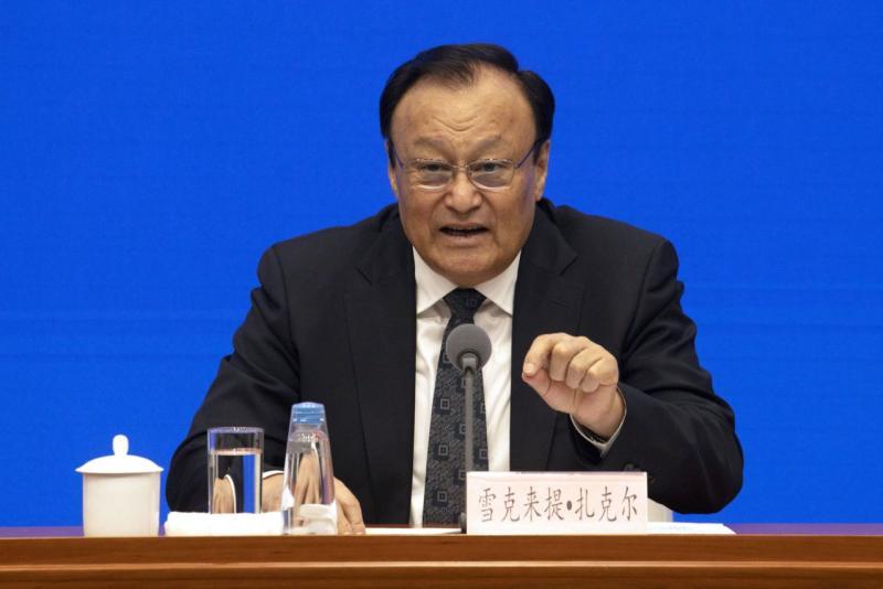 China mengklaim semua orang di kamp Xinjiang telah 'lulus'