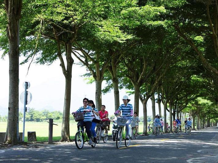 台東縣鹿野自行車道