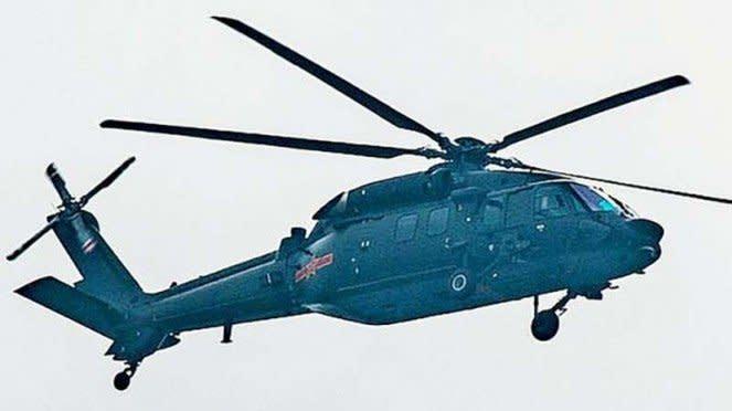 VIVA Militer: Helikopter Z-20 milik Tentara Pembebasan Rakyat China (PLA)
