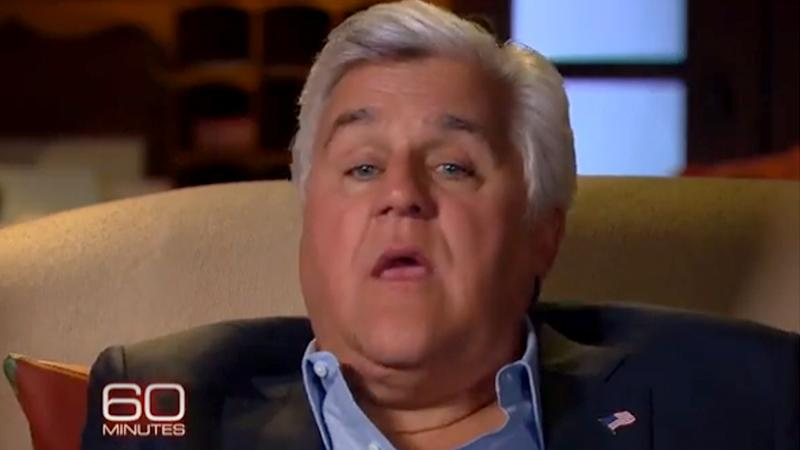 Jay Leno on Being Replaced by Jimmy Fallon: 'Makes Perfect Sense to Me'