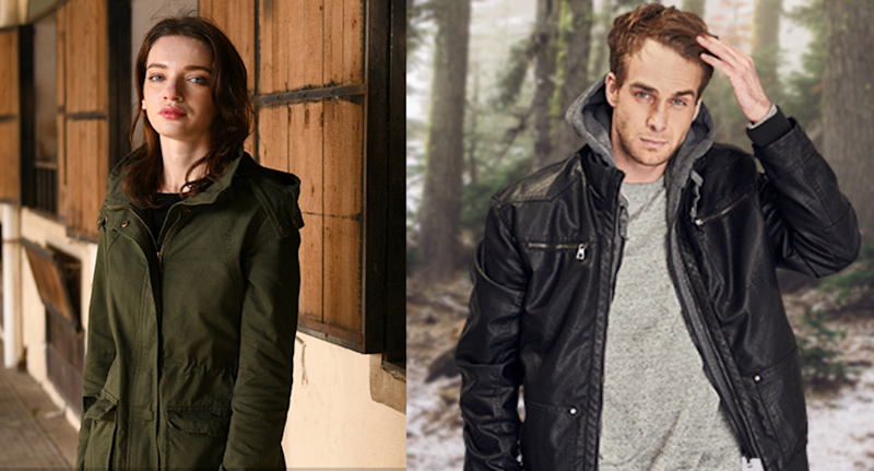 Save 30% on stylish winter jackets for men and women with this Amazon Canada Prime Day deal. Images via Amazon.