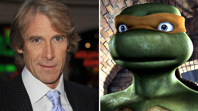 'It's the Ooze!' Michael Bay Turns His 'Ninja Turtles' Back Into Mutants