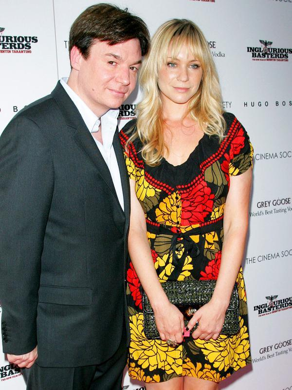 Mike Myers. (Jim Spellman/WireImage/USWeekly)