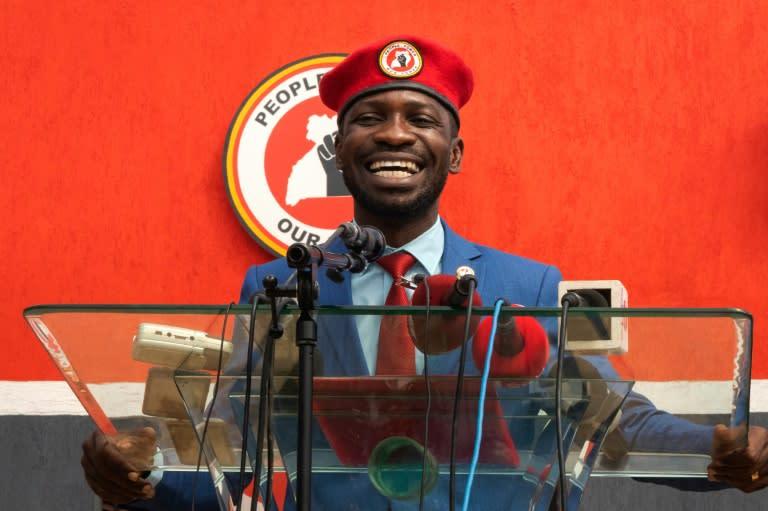 Ugandan pop-star MP Bobi Wine arrested during office raid