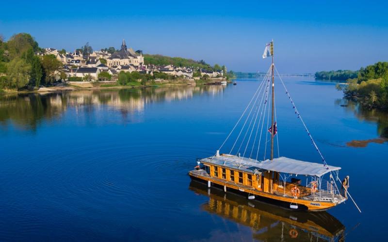 Loire boat - Getty