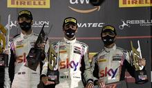 【賽車】許建德勇奪GT世界挑戰賽歐洲耐力賽組別總亞軍