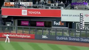 【MLB好球】Gone!Anthony Santander開轟助金鶯瞬間逆轉 20210408