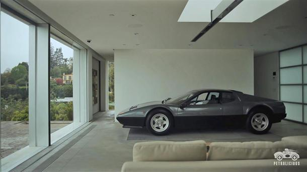 Inside the world's most stylish garage