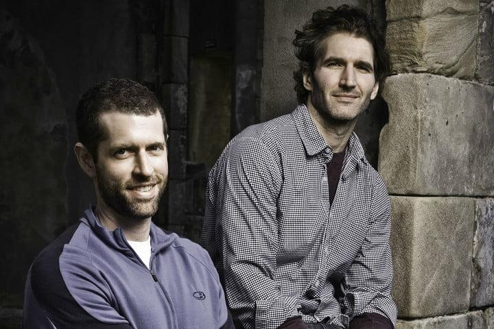 David Benioff D.B. Weiss Confederate