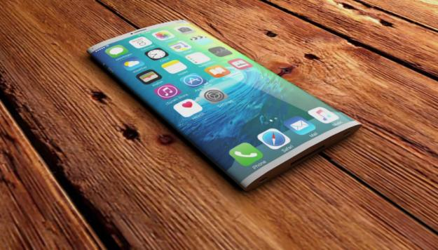 Next year's 2017 curved OLED iPhone 7