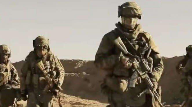VIVA Militer: Tentara bayaran Rusia
