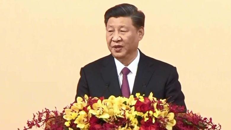 你希望國家主席習近平到訪香港嗎?