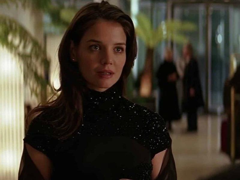 《蝙蝠俠:開戰時刻》凱蒂荷姆斯