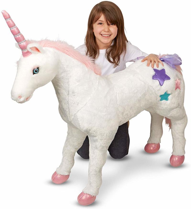 Melissa & Doug Giant Unicorn. (Photo: Amazon)