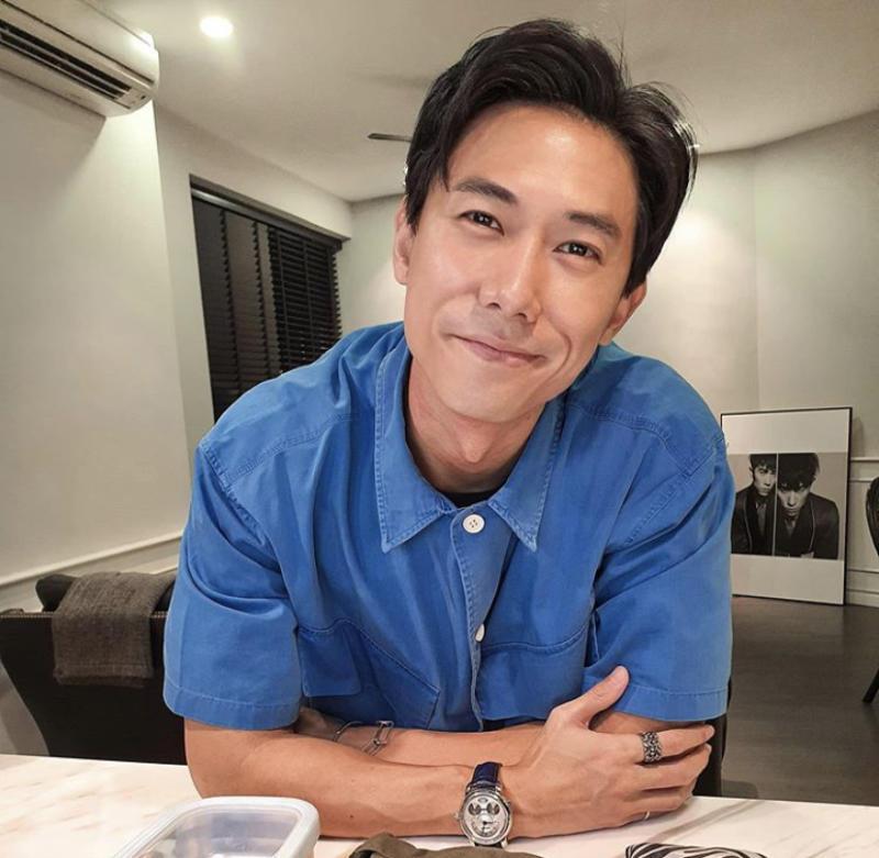 Singaporean actor Desmond Tan in an Instagram photo dated 25 July 2020. (Photo: Instagram/Desmond Tan)