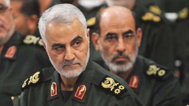 Ngeri, Iran Bakal Hidupkan Lagi Mendiang Jenderal Soleimani
