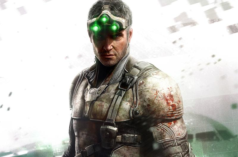 New Splinter Cell game reportedly in the works, with release planned for 2021