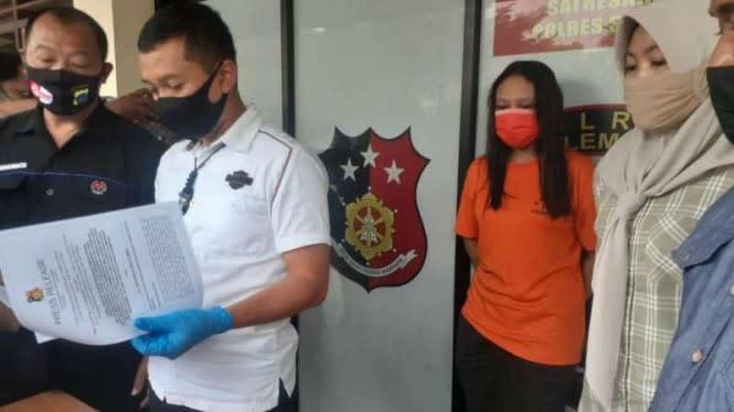 Polisi Ungkap Praktik Prostitusi Online di Sleman