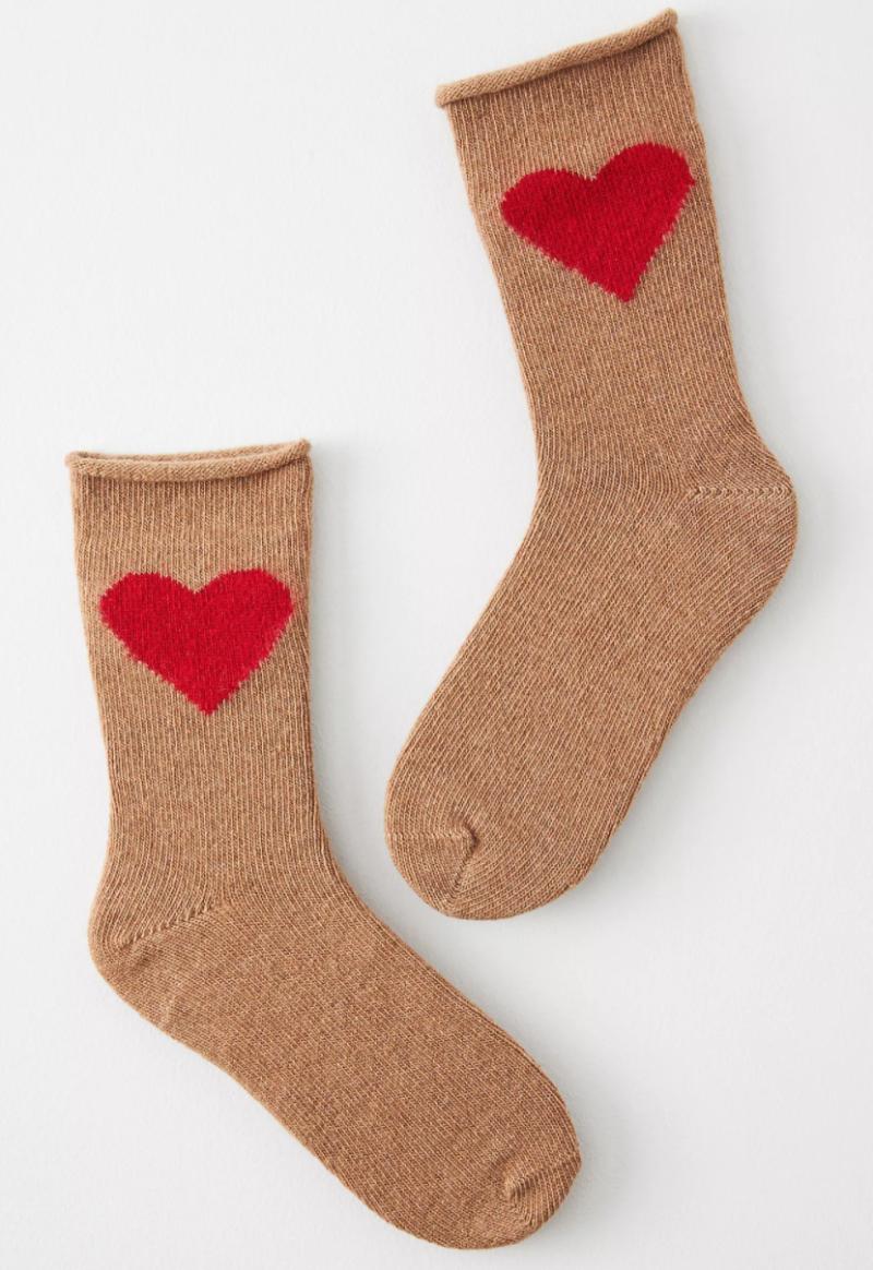 Hansel From Basel Love Crew Socks