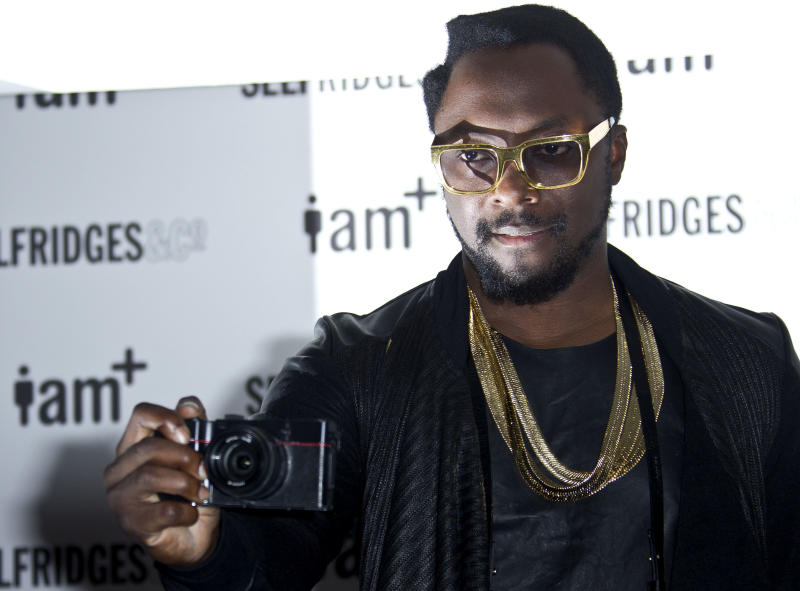 Black Eyed Peas Frontman will.i.am Accused of Plagiarism… Again