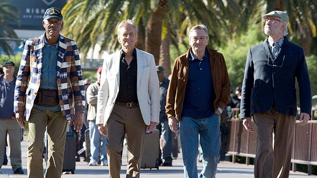 Oscar-winners Go for Drunken Glory In 'Last Vegas' Trailer