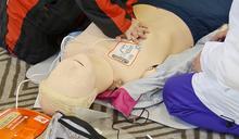 狂做CPR救回同事命 反被嗆告「太用力傷到我」
