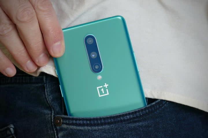 OnePlus 8 Pocket