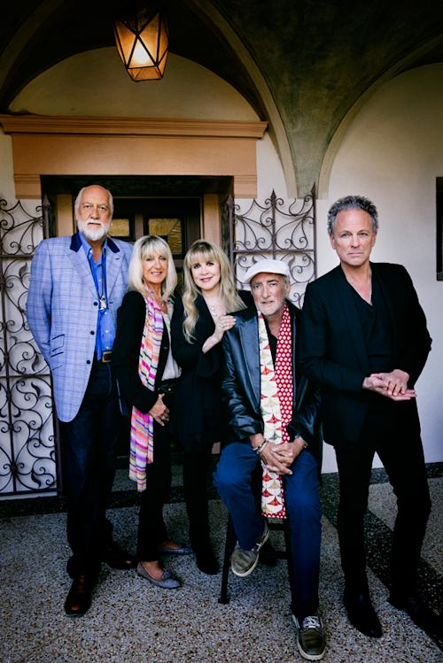 Fleetwood Mac Announce Reunion Tour Dates With Christine McVie