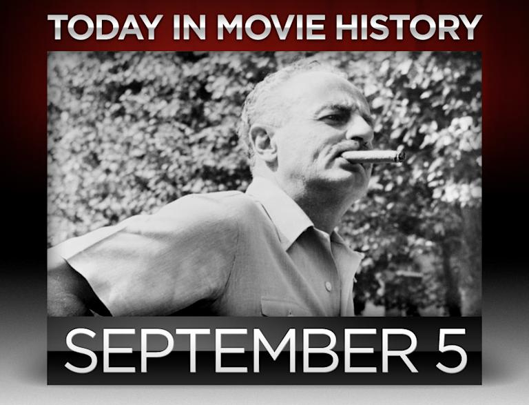 today in movie history, september 5