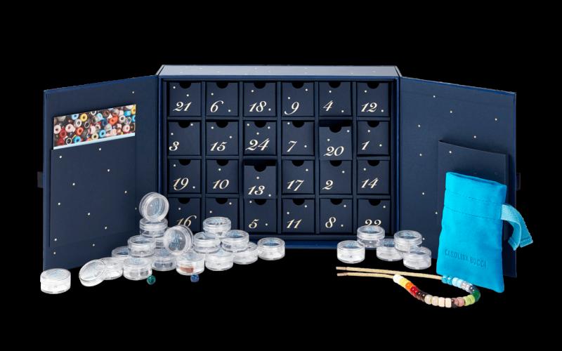 forte beads calendar