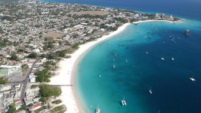 Barbados. (Sumber: Independent.uk)