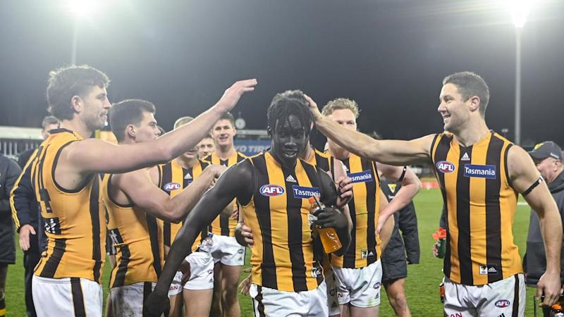 We're a mid-table AFL club: Clarkson