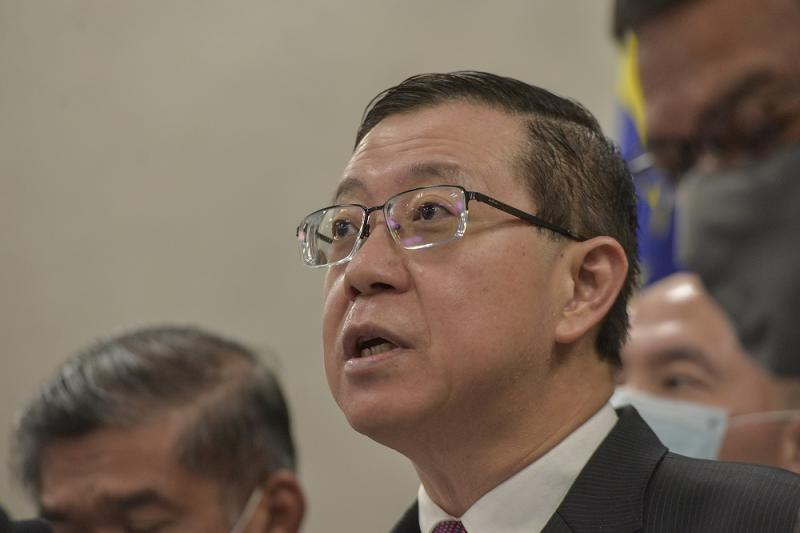 Bagan MP Lim Guan Eng said punishing the minister with a sentence lighter than the one used on ordinary citizens 'openly mocks and violates our constitutional guarantee of equality before the law'. — Picture by Shafwan Zaidon