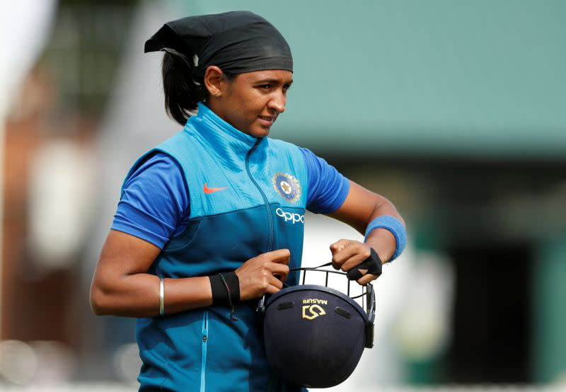 Cricket: India's Kaur rues WBBL clash but bullish about T20 Challenge