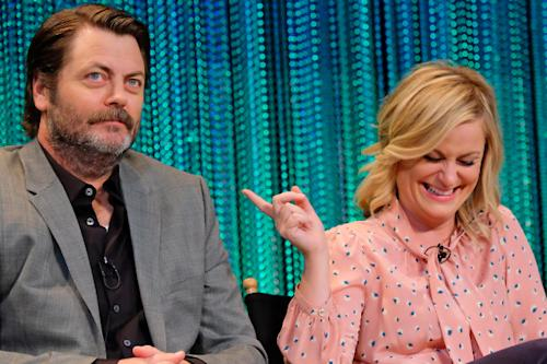 'Parks and Rec's' Amy Poehler, Nick Offerman Characters Are Show Creator's View of a Politically Perfect America